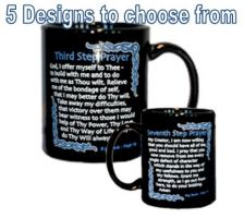 Recovery Gift Coffee Mugs