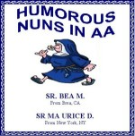 Humorous Nuns in AA - 2 cds