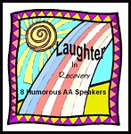 Laughter In Recovery - 8 cds